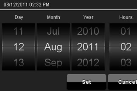 改进的日期&时间选择器